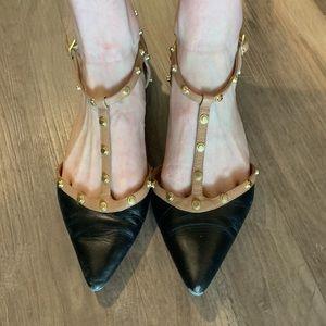 Halogen Pointed Toe Flats